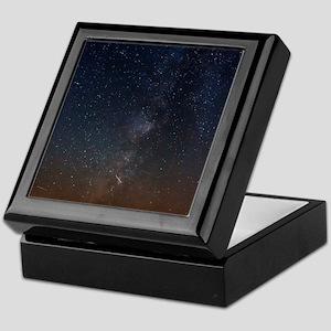 Milky Way Galaxy Hastings Lake Keepsake Box