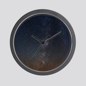 Milky Way Galaxy Hastings Lake Wall Clock