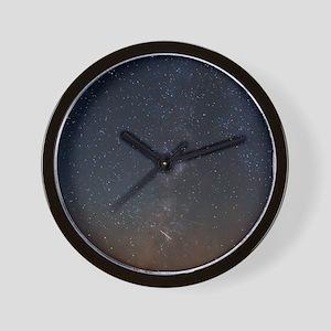 Milky Way Galaxy Hastings Lake Wall Clock