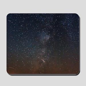 Milky Way Galaxy Hastings Lake Mousepad