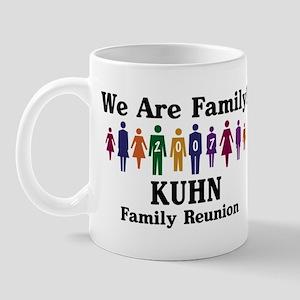 KUHN reunion (we are family) Mug