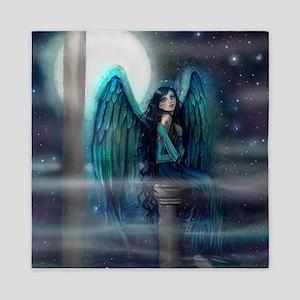 Spirit Guide Angel Art Queen Duvet