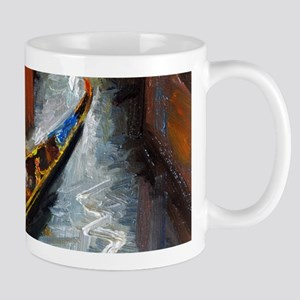 Gondola Ride at Venice Mugs