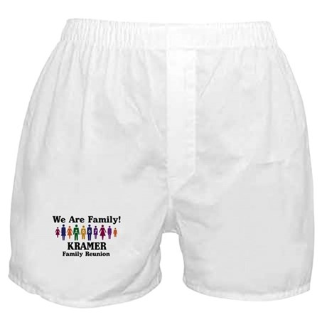 KRAMER reunion (we are family Boxer Shorts