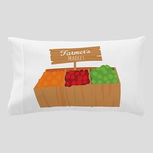 Farmers Market Pillow Case