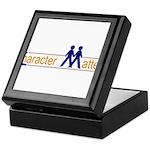 CHARACTER MATTERS Keepsake Box