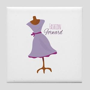 Fashion Forward Tile Coaster