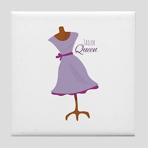 Tailor Queen Tile Coaster