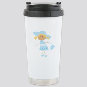 School Girl Travel Mug