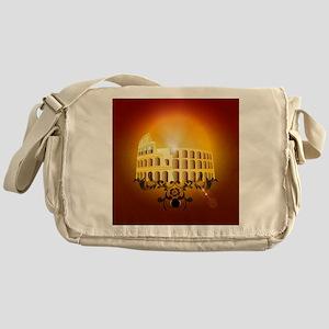 The Colosseum Messenger Bag