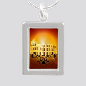 The Colosseum Necklaces