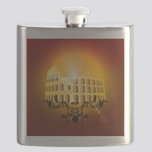 The Colosseum Flask