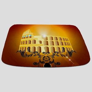 The Colosseum Bathmat