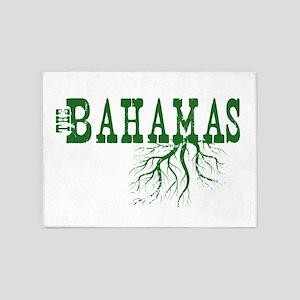 Bahamas Roots 5'x7'Area Rug