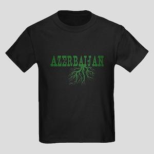 Azerbaijan Roots Kids Dark T-Shirt
