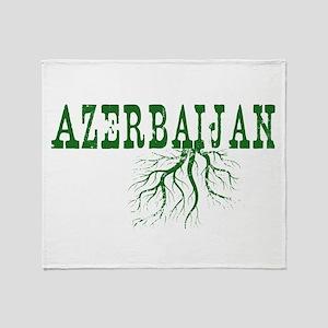 Azerbaijan Roots Throw Blanket