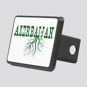 Azerbaijan Roots Rectangular Hitch Cover