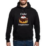 Cake Inspector Hoodie (dark)
