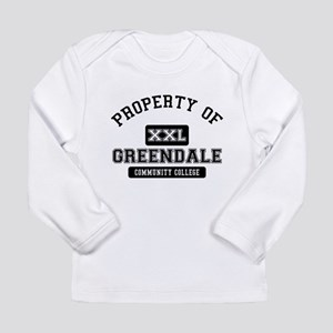 Property of Greendale Long Sleeve T-Shirt