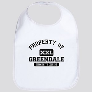 Property of Greendale Bib