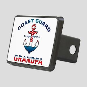 Coast Guard Grandpa Hitch Cover