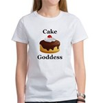 Cake Goddess Women's T-Shirt