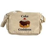 Cake Goddess Messenger Bag