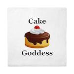 Cake Goddess Queen Duvet