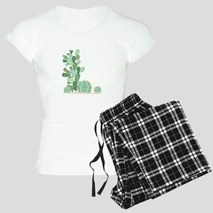 Cactus Plants Pajamas