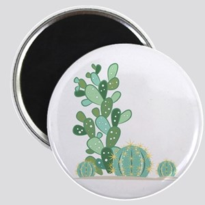 Cactus Plants Magnets