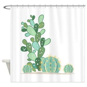 Desert Shower Curtains