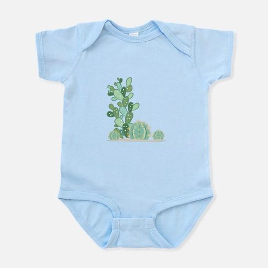 Cactus Plants Body Suit