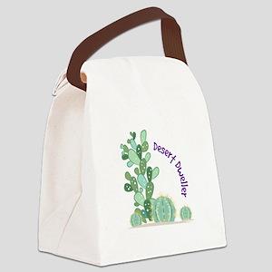 Desert Dweller Canvas Lunch Bag
