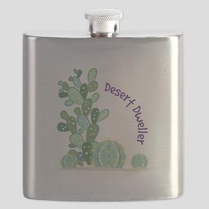 Desert Dweller Flask