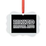Mixed Martial Arts Ornament