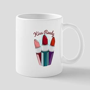 Kiss Ready Mugs