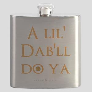 Lil Dab Flask