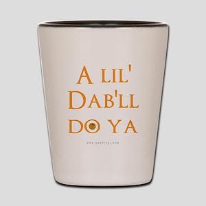 Lil Dab Shot Glass