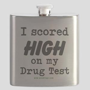 Scored High Flask
