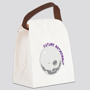 Future Astronaut Canvas Lunch Bag