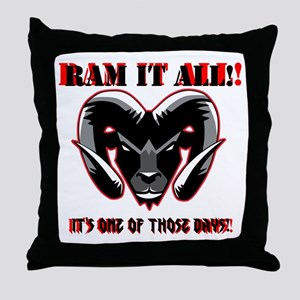 RAM_IT Throw Pillow