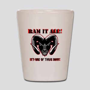 RAM_IT Shot Glass