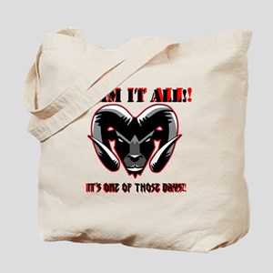 RAM_IT Tote Bag