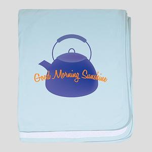 Good Morning Sunshine baby blanket