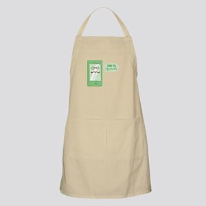 Time To Upgrade Apron