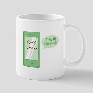 Time To Upgrade Mugs