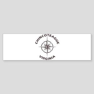 Virginia - Chincoteague Bumper Sticker