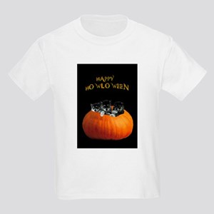 Cute Halloween puppies Kids Light T-Shirt