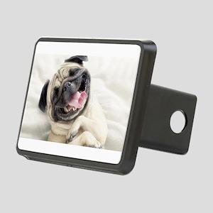 Pug Rectangular Hitch Cover