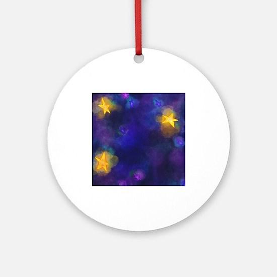 Stary Stary Sky Ornament (Round)